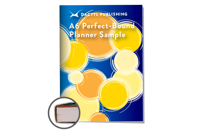 Perfect-Bound Student Planners