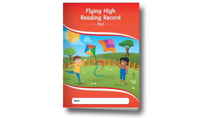 Flying High Reading Record Red