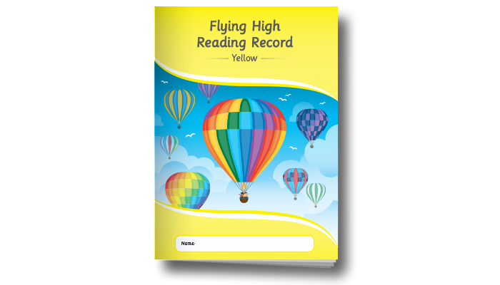 Flying High Reading Record Yellow
