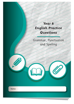 Year 6 English Practice Questions