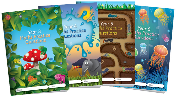 Home-School Maths Books