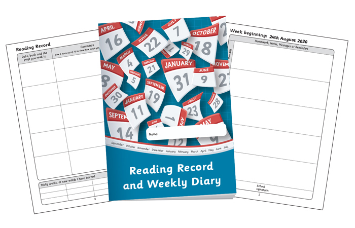 Reading Record and Weekly Diary
